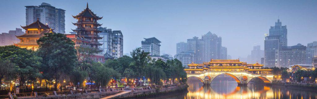 Utazás kínába